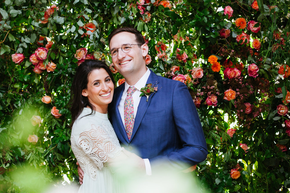 Top Brooklyn Wedding Planner Jove Meyer designs a bold and bright wedding at Brooklyn Winery!