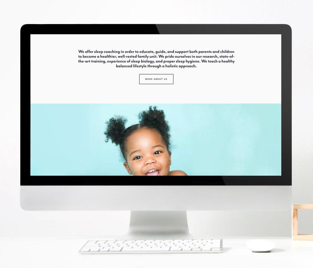 Dream Little Dreamer | Logo | Website | Collateral