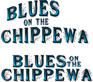 Blues on the Chippewa logos, vector based pdf
