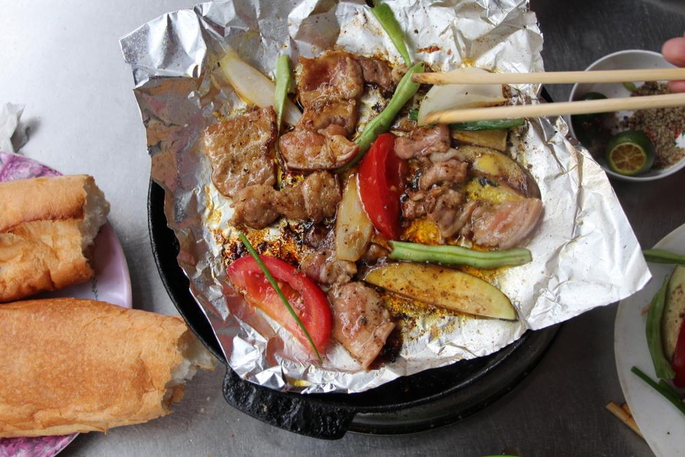 Vietnamese BBQ