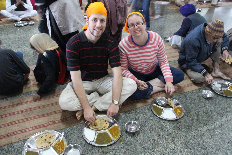 The Golden Temple Part 2: The World's Largest Soup Kitchen