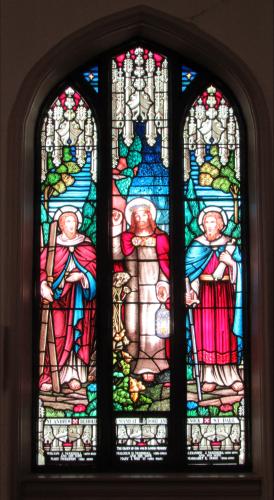 The Light of the World, St. Andrew &St. Paul