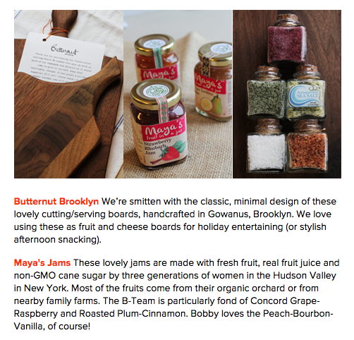 Highlight on Maya's Jams - Bobby's favorite is our Peach Bourbon-Vanilla!