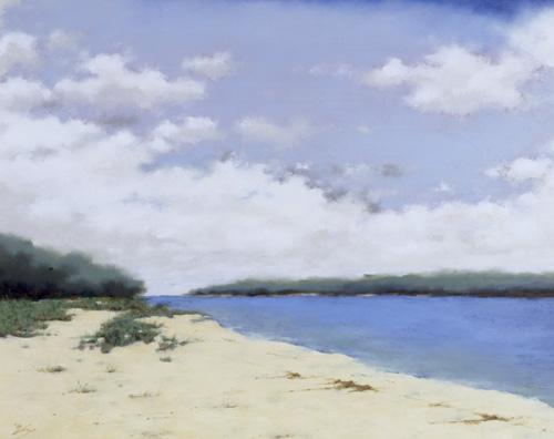 south manitou island24x30 op.jpg