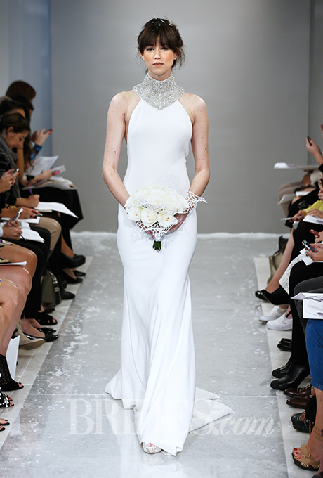 Theia. Fall 2015. Photo courtesy of Brides.com