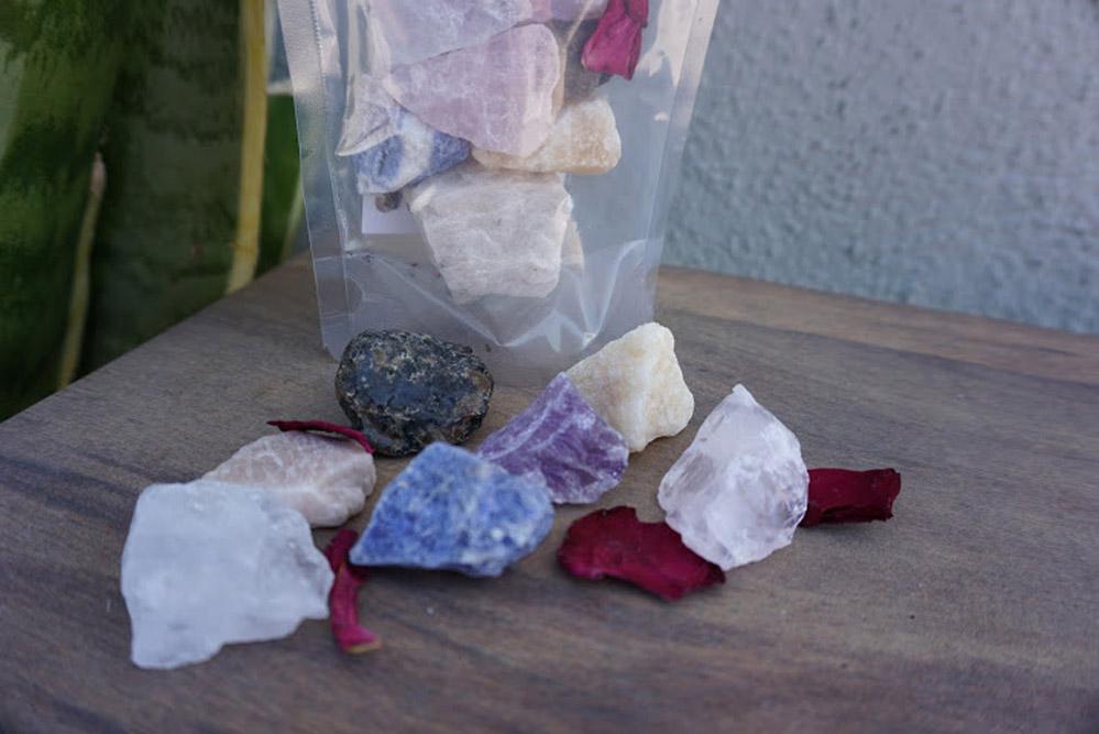 Chakra Crystal Set, $14.44