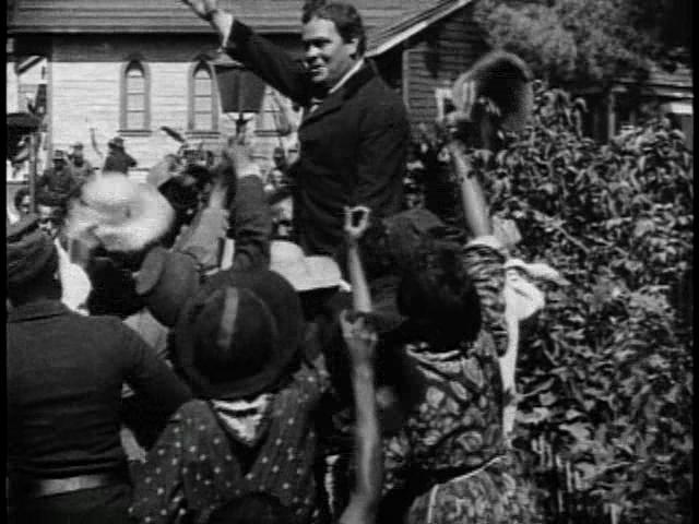 Silas Lynch eleito