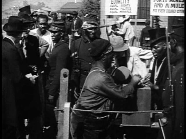 Os negros e a fraude nas eleições: segundo voto