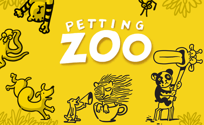 Fonte: http://www.foxandsheep.com/product/petting-zoo/