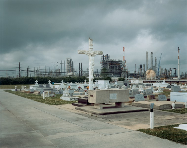 Richard Misrach, da série  Cancer Alley , 1998