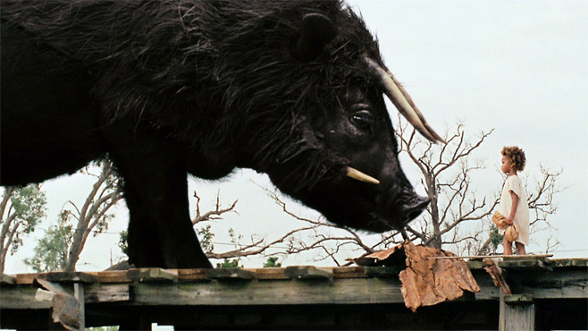 Realismo mágico em  Beasts of the Southern Wild , 2012