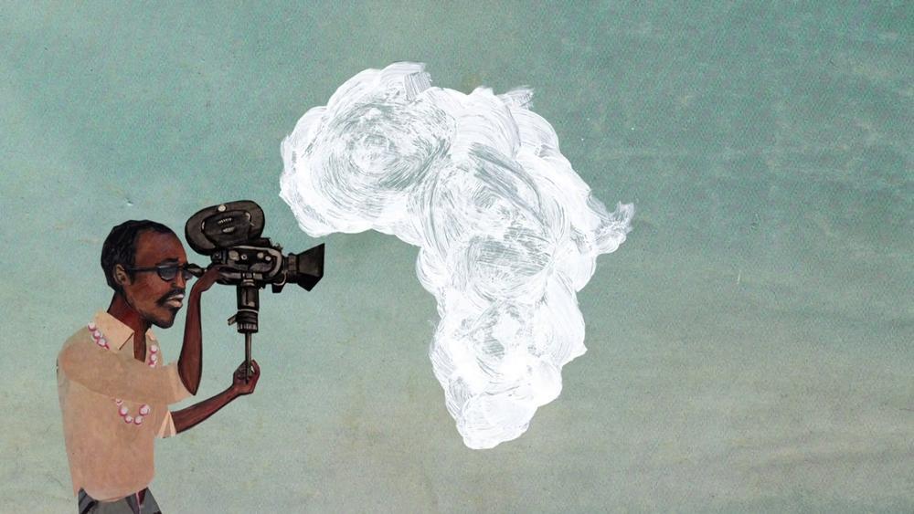 Cinema Internacional: Cinemas Africanos - Oferecida pela última vez em 2017.2 (código COM 354)Esta disciplina optativa permite abordar diferentes tendências do cinema internacional. Em 2017.2, propus um recorte voltado ao estudo dos cinemas africanos, com o intuito de apresentar uma introdução panorâmica aos diversos contextos de produção cinematográfica e audiovisual da África.Imagem retirada do filme: Sembène! (Samba Gadjigo; Jason Silverman, 2015)