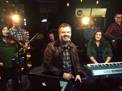 Casting Crowns at Livestream