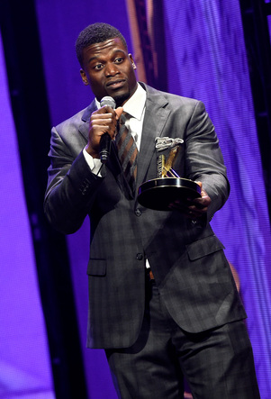 New Orleans Saints Tight End Benjamin Watson wins the Sports Impact Award