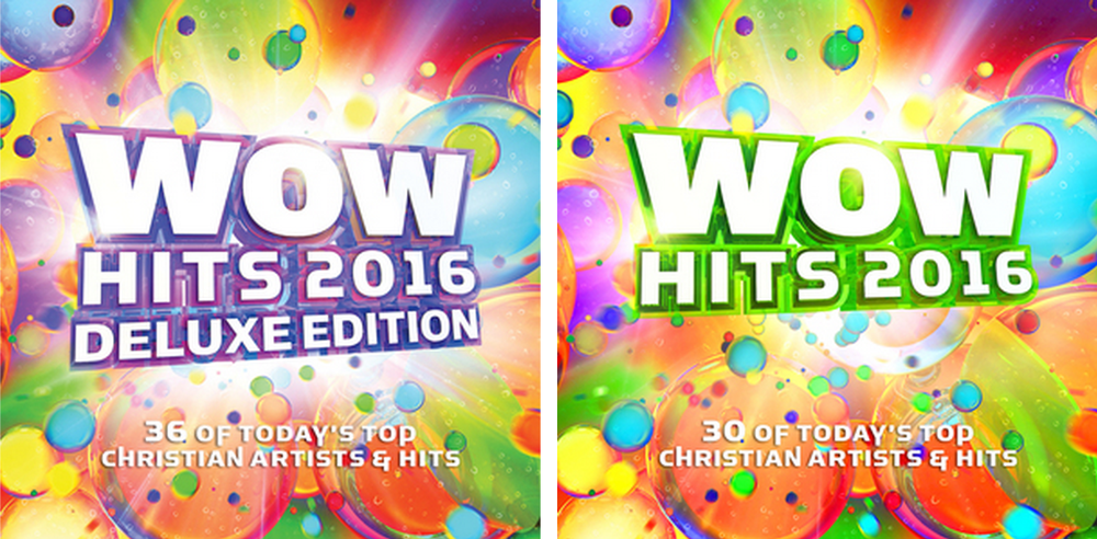wow hits 2016 deluxe edition includes 36 christian artists available for digital pre order now in stores september 25th the media collective