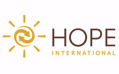 HOPE International seeks to transform its clients both physically and spiritually. In addition to providing loans and establishing savings groups, HOPE offers biblically based business training and discipleship to its clients. The Purpose Hotel will support HOPE's efforts in providing micro-financing and connections with other producers in Africa, Asia and Latin America.