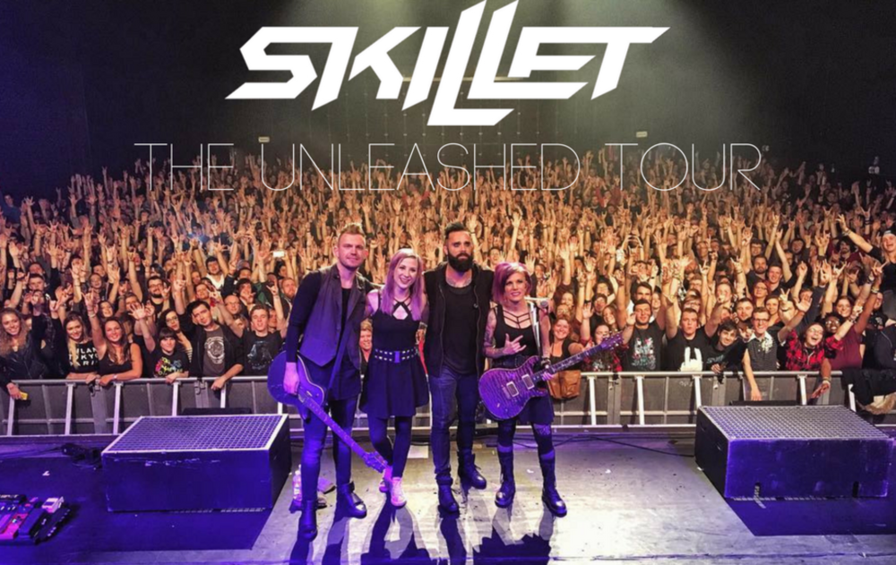 """The UNLEASHED Tour"" U.S. dates sell out in Minneapolis, Detroit, Grand Rapids, Cleveland and more. Sold-out European cities include London, Paris, Vienna, Budapest and St. Petersburg, among others."