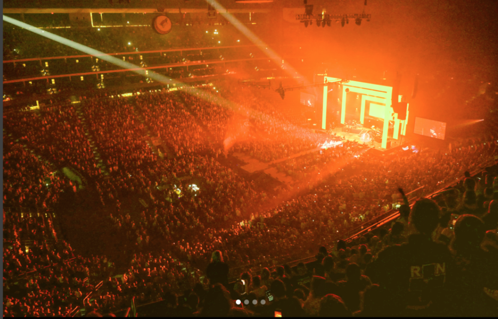 """HITS DEEP Tour"" sold out stop in Phoenix."