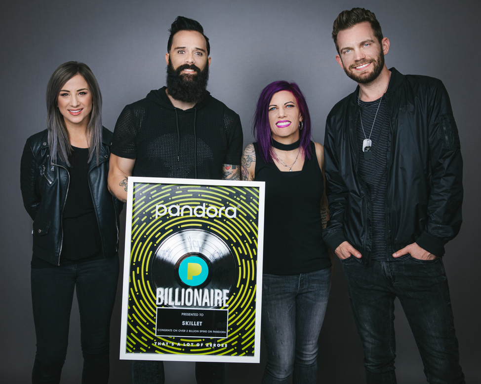 Skillet is      a rare kind of band that shatters stereotypes