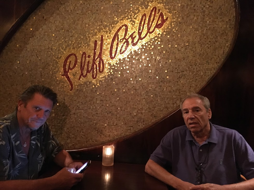 Billy Peterson and Ben Sidran at Cliff Bells