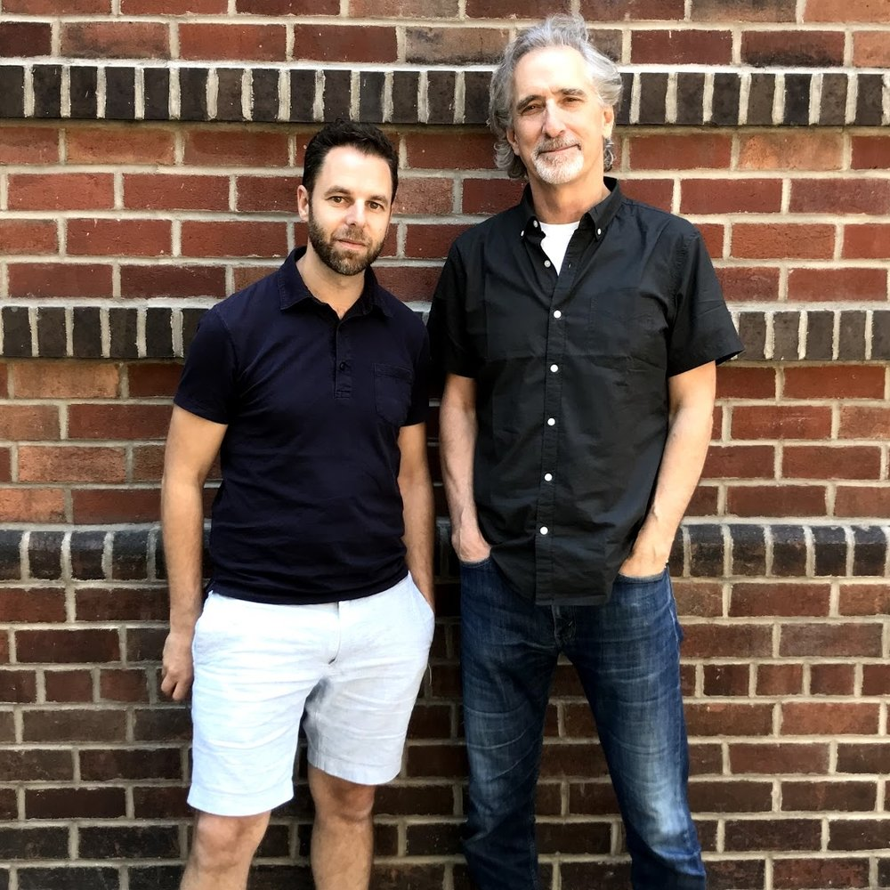With John Leventhal, New York, July 2018