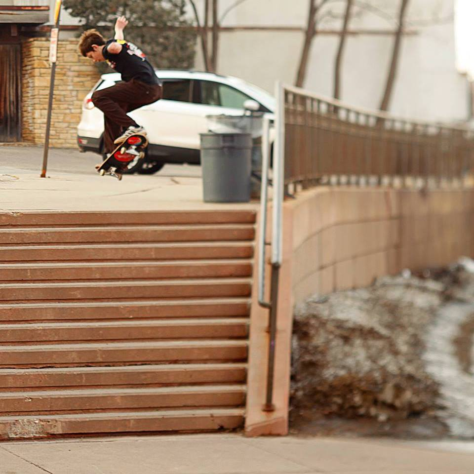 See Jacks massive switch ollie plus much more in his new part from Mitch Guth.