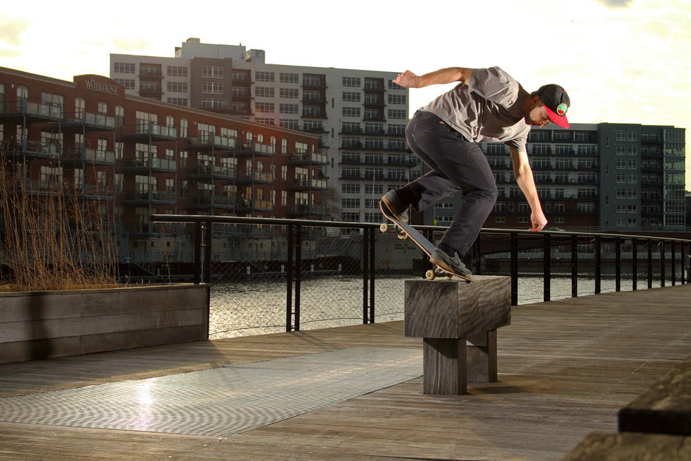 Matt Nordness, BS Noseblunt. Photo: Bradford Bishop.
