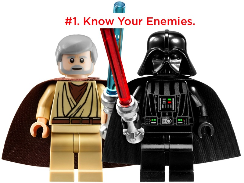 Know Your Enemies