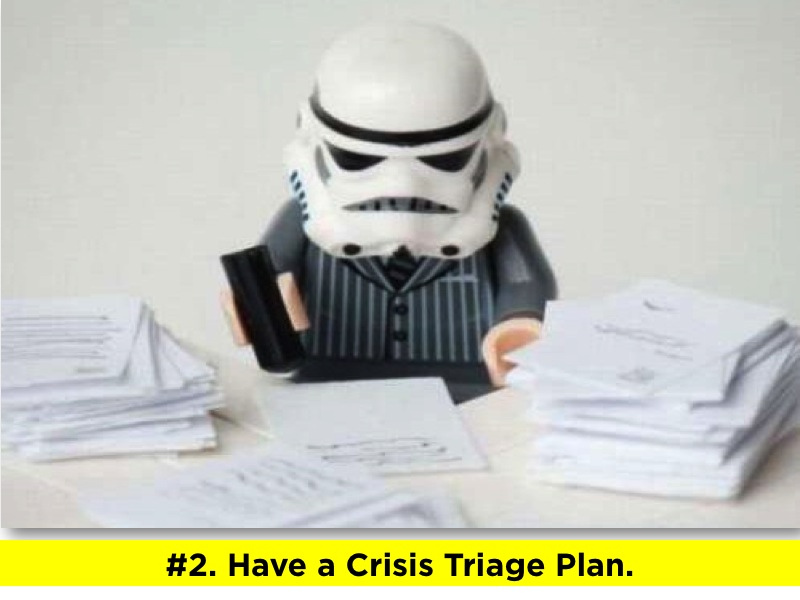 Crisis Triage Plan