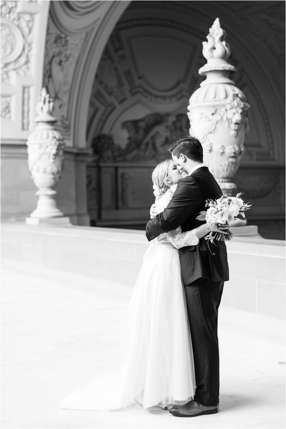 blueberryphotography.com | San Francisco City Hall Wedding | Blueberry Photography | Destination Wedding Photographer | Wedding Photography at SF City Hall