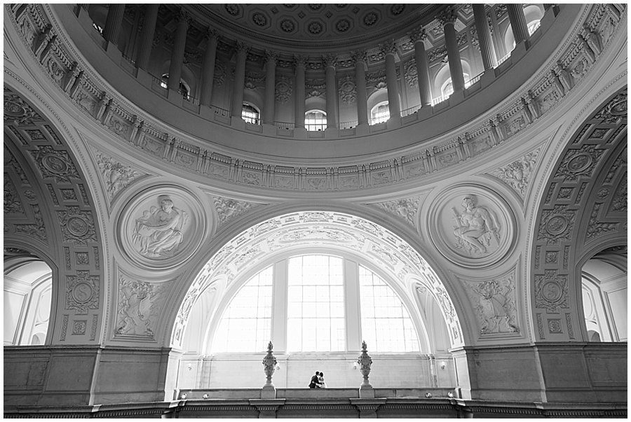 blueberryphotography.com | Bay Area Wedding & Lifestyle Photography | City Hall Wedding Photography