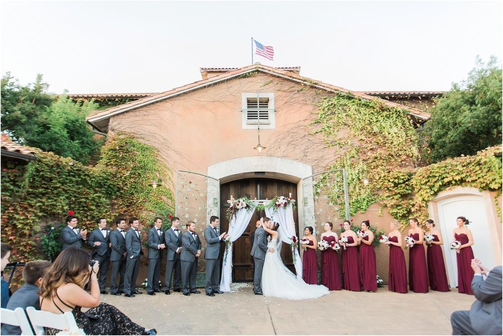 viansa winery wedding sonoma kaitlin amp chris