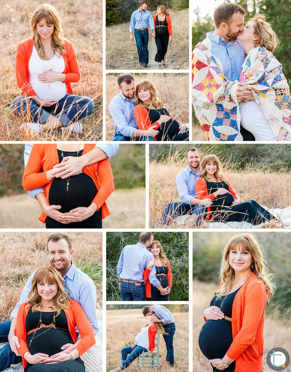 maternity_field_couple_dallas_tracyallyn_portraits