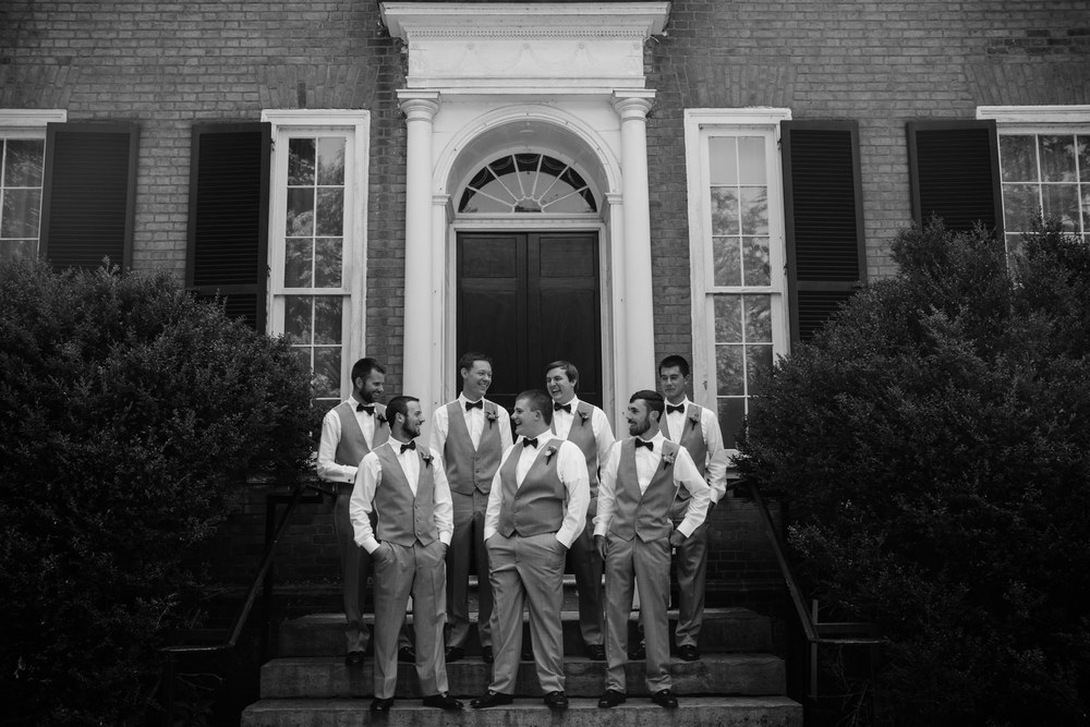 Jennifer & Drew - My Old Kentucky Home Wedding � Anekdota Studio ...