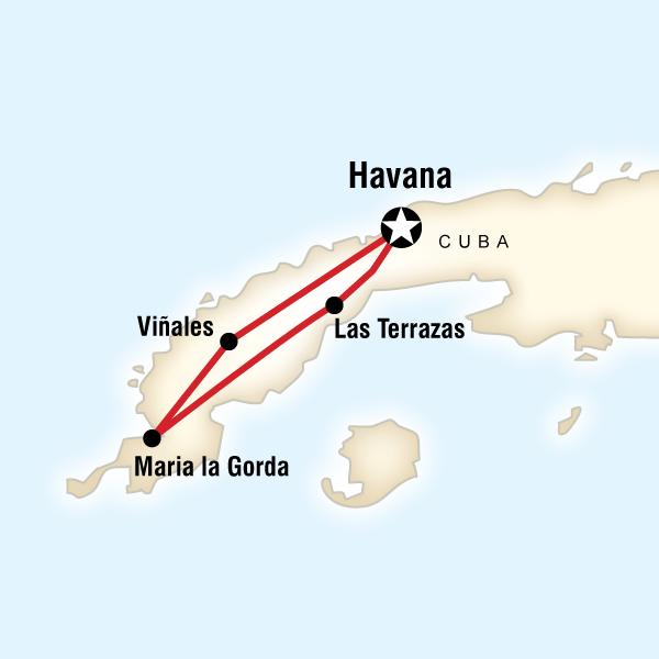 Havana to Havana - 8 Days - Starting at $1299
