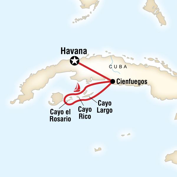 Havana to Havana - 9 Days - Starting at $1999