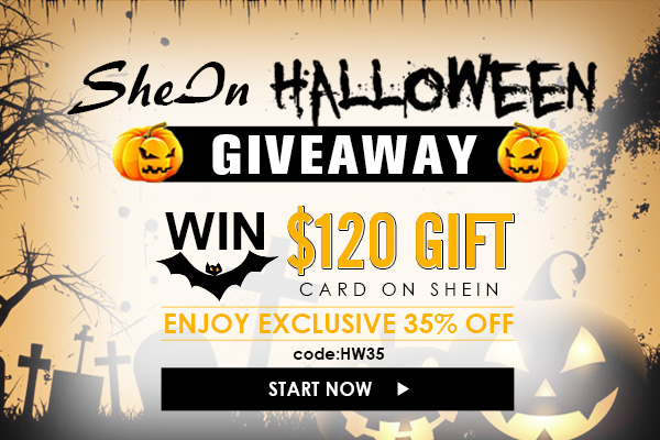d51b51a46d Halloween Giveaway: $120 SheIn Gift Card *CLOSED* — Girl Meets Gold