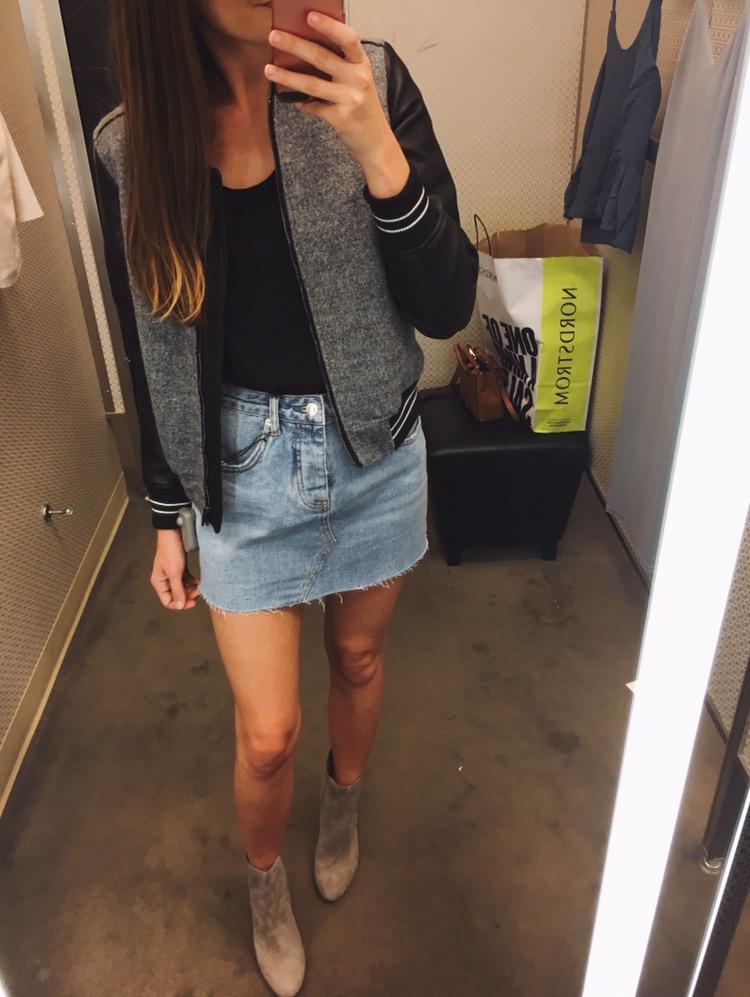 Sale Favorites -  Bomber Jacket ,  Midi Boots