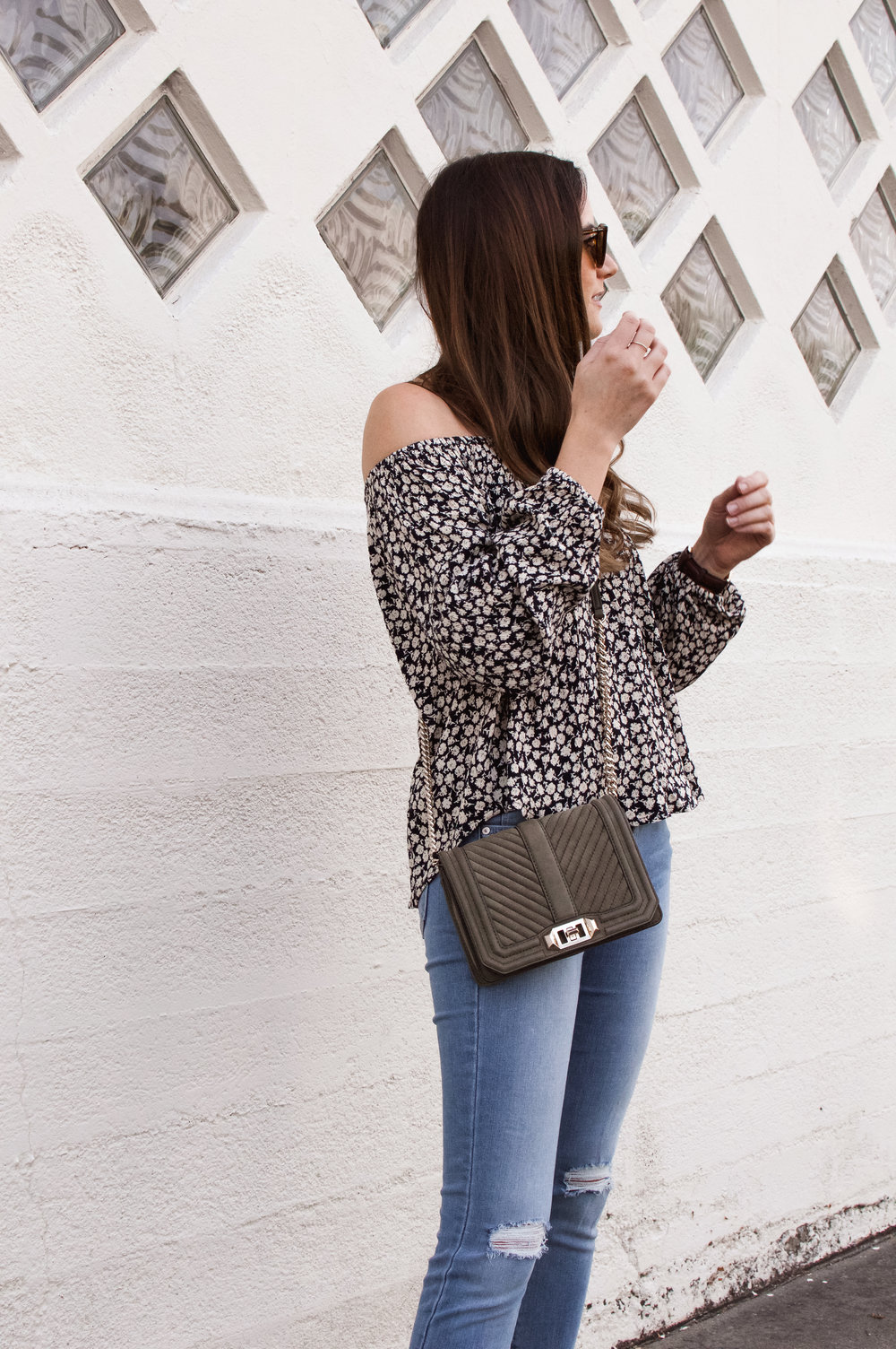fall off the shoulder top