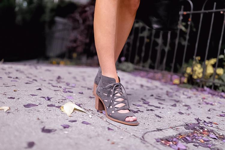 lace-up sandals