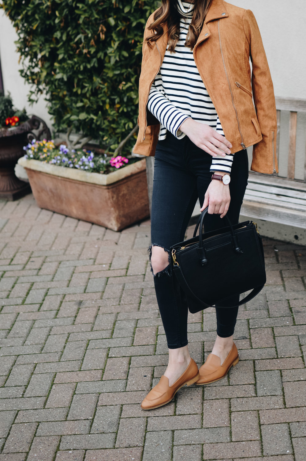 classic striped style