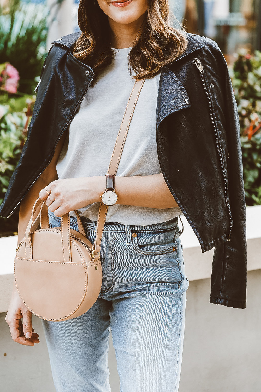 circle bag for spring