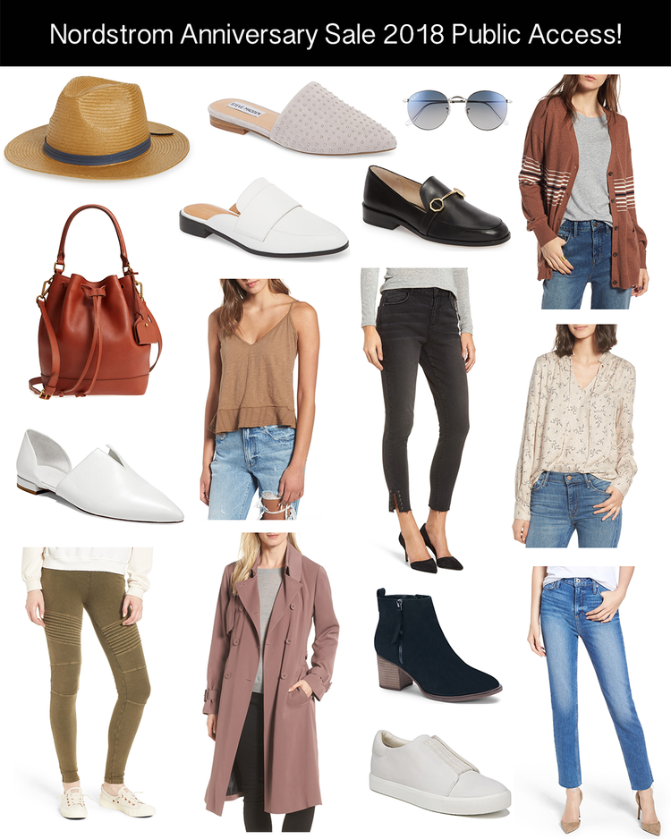 ff2cb0330 Nordstrom Anniversary Sale 2018 Public Access! — Girl Meets Gold