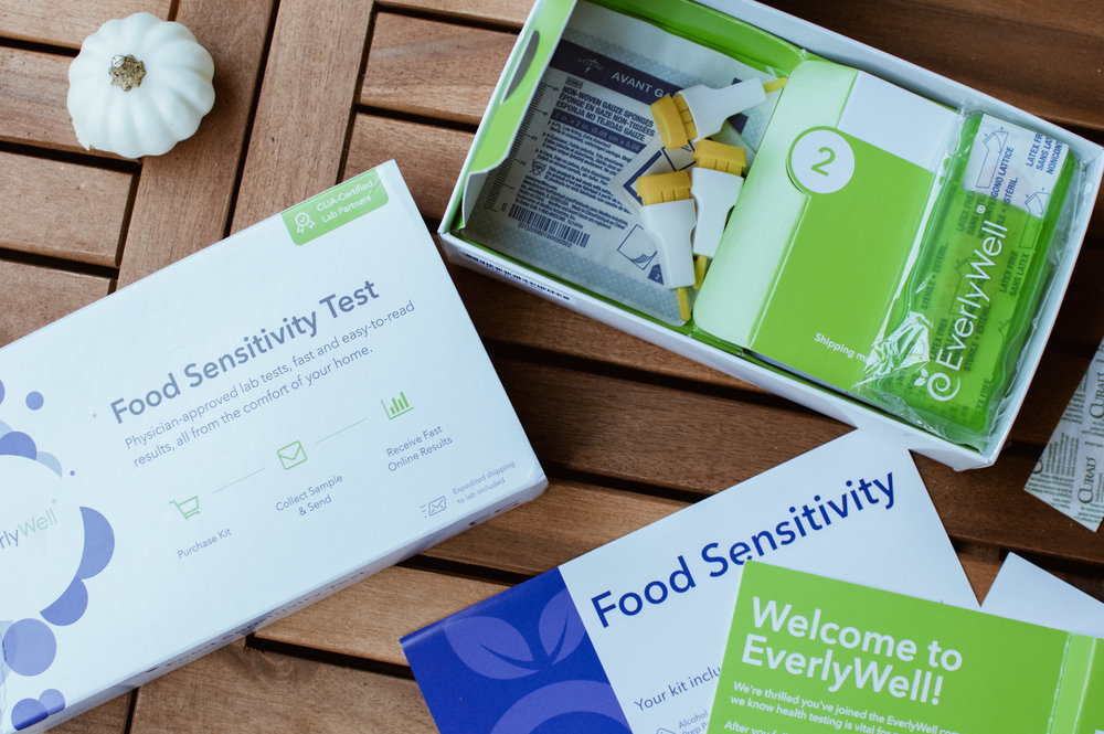 everlywell food sensitivity test