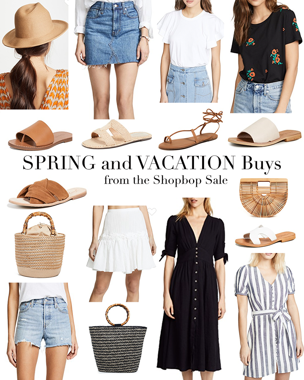 Spring and Vacation Buys from the Shopbop Sale | www.girlmeetsgold.com