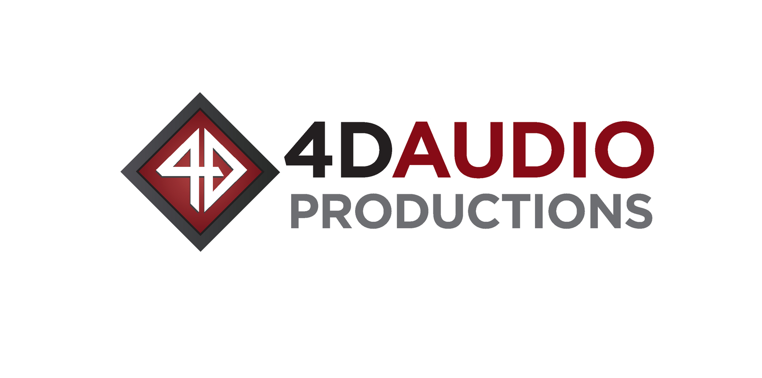4D Audio Productions - Sound Recording Studio
