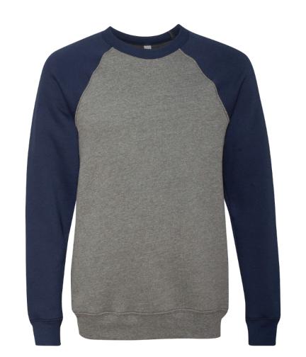 Canvas Sweatshirt