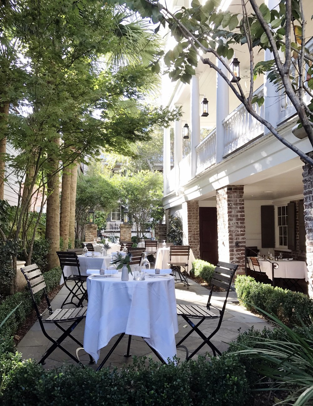 zero george street restaurant | charleston, sc