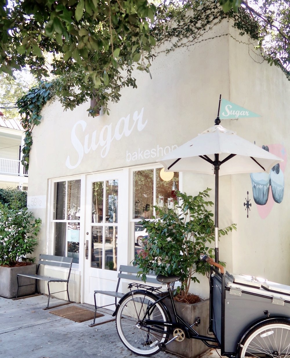 sugar bakeshop | weekend in charleston, sc