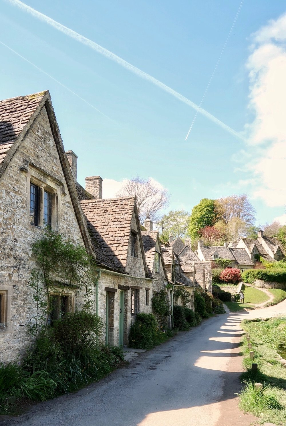 weekend in the cotswolds | bibury